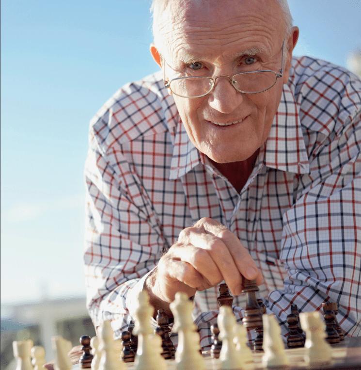 income drawbacks older man