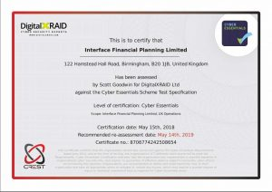 "<p style=""color: white;""> Cyber Essentials Certification </style>"