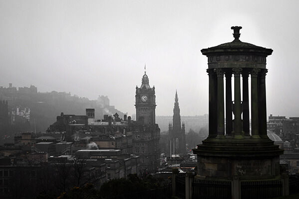 Edinburgh financial services