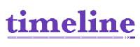 timeline retirement planning logo