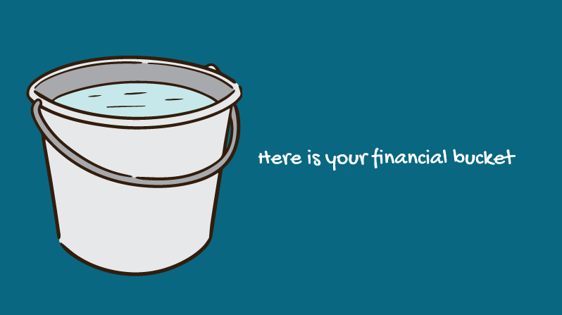 financial-bucket