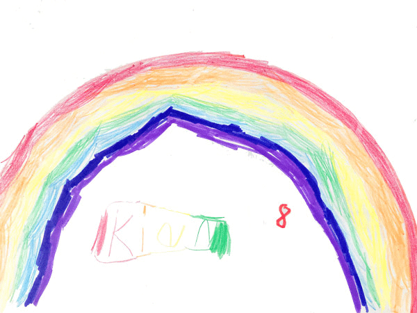 Kian, Age 8